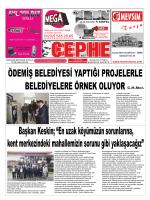 17 Temmuz 2014 Persembe Corum Hakimiyet Gazetesi
