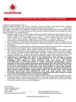 Firma Ünvanı : Firma Tebligat Adresi : Firma Yetkili İmza : İmza