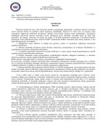 GENELGE 2014/33 - Van İl Sağlık Müdürlüğü