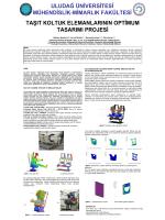 Tasit_Koltuk_Elemanlari Projesi 11 10 2012