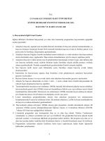 başvuru ve kabul esasları 09.05.2014