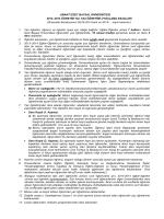 2013-2014 Yaz Öğretimi Uygulama Esasları
