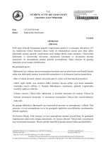 Diplomatik Muafiyetler - T.C. Gümrük ve Ticaret Bakanlığı