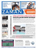 Saray`da paralel devlet kuruluyor Erdoğan`a örtülü
