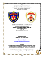 denġz kuvvetlerġ komutanlığı sahġl güvenlġk komutanlığı