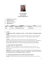 zonguldak ıli aile sağlığı elemanları asm nöbet lıstesı ( 2015 nisan ayı )
