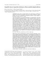 haftalık strateji ve hisse önerilerimiz 23/ 03/ 2015