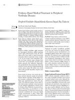 Tam Metin (PDF) - Turkish Archives of Otolaryngology