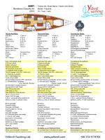 Yelkenli Yachting Ltd. www.yelkenli.com +90 312 4174705