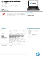 HP fact tag A6 - Hewlett Packard