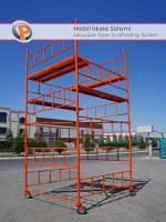 Mobil İskele Sistemi - Pratik İskele Ve Kalıp Sistemleri