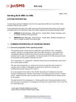 XML Help Sending Bulk SMS via XML