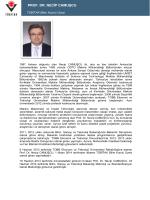 Prof. Dr. Necip CAMUŞCU