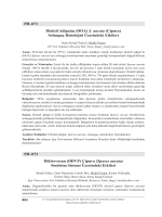 PD–071 Dioktil Adipatın (DOA) S. aurata (Çipura) Solungaç