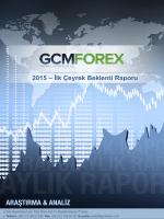 2015 – İlk Çeyrek Beklenti Raporu