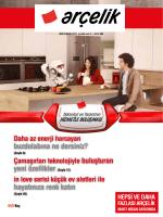 yeni özellikler (Sayfa 12) hayatınıza renk katın buzdolabına