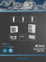 PZ Series Ticari Klimalar