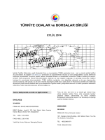 2014 Eylül (pdf-242 Kb) - Dünyadan İşbirliği Teklifleri