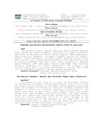 NWSA-Education Sciences Status : Original Study ISSN: 1306-3111