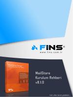 MailStore Eğitim Dokümanı
