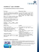 Ürün Pdf - izoagra