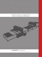 PDF Katalog - Mert Makina, Ltd