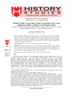 Full Text (PDF) - History Studies