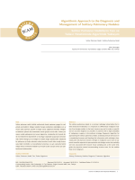 Soliter Pulmoner Nodüllerin Tanı ve Tedavi Yönetiminde Algoritmik