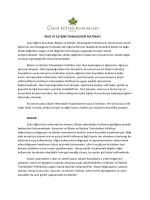 bilgi ve iletişim teknolojileri politikası