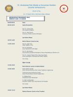VI. Uluslararası Risk Altında ve Korunması