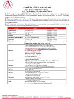 ANABİLİM EĞİTİM KURUMLARI - Anabilim Eğitim Kurumları