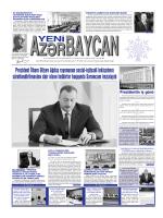 Президент Илщам Ялийев Аьдаш районунун сосиал