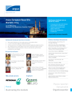 Argus European Base Oils Markets 2014
