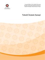 Tekstil ‹malat› Sanayi - İstanbul Sanayi Odası