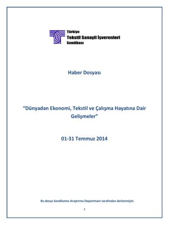 01-31 Temmuz 2014 - tekstilisveren.org