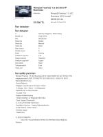 Renault Fluence 1.5 dCi 85 HP Business 37.750 TL İlan detayları