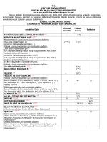 - 15 46 19 20 20 - Yüksek lisans:İslam Tarihi 6,Türk