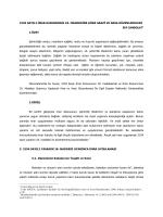 3194 Sayılı İmar Kanununun 18. Maddesine Göre Arazi