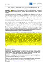 Euler Hermes ve Finansbank, alacak sigortasında işbirliğine imza attı.