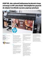 HP Latex 300 Printer | IT case study | ASAP UK | HP