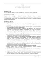 Türkçe - TÜRKUVİD - Türk Kuveyt İş Çevreleri Derneği