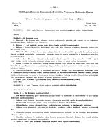 6245 Sayılı Harcırah Kanununda Değişiklik