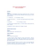 SS-Esas Sözleşme 26.06.2014 yeni şekli