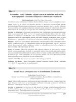 Guttiferae - Biyoloji Kongreleri