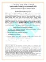 tc çalışma ve sosyal güvenlik bakanlığı avrupa birliği koordinasyon