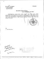 T.C. İSTANBUL ANADOLU 27/06/2014 2. İCRA DAİRESİ 2013/7951
