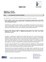 2014-41 Numaralı Sirküler - KAPSAM Yeminli Mali Müşavirlik