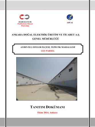 5 - Ankara Doğal Elektrik Üretim ve Ticaret A.Ş.