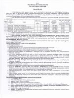 2014-2015 kantin ihale ilanı