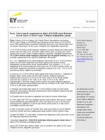 Yatırım teşvik uygulamasına ilişkin 2012/3305 sayılı Bakanlar Kurulu